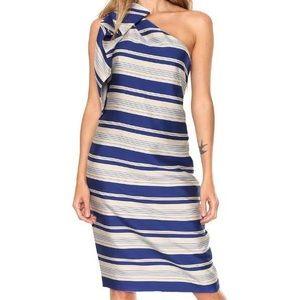 Banana Republic Striped Dress Size 2